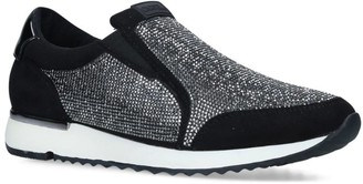 Carvela Stud-Embellished Join Sneakers