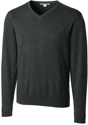 Cutter & Buck Men's Big and Tall Big & Tall Machine Washable Lakemont V-Neck Sweater
