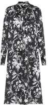 McQ by Alexander McQueen Floral-printed dress