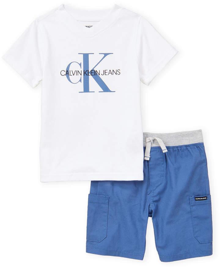 ce9d2a4d Calvin Klein Jeans Kids Set - ShopStyle