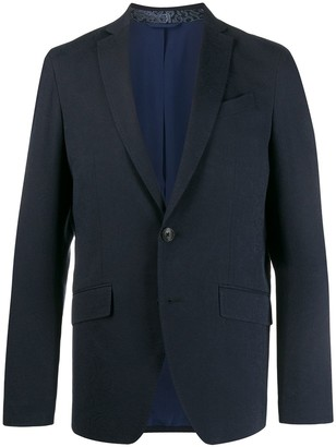 Etro Silk Suit Jacket