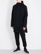 Y-3 Y3 Hooded jersey jacket