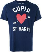 MC2 Saint Barth Heart print T-shirt