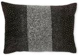 cloud 9 Black Beaded Decorative Pillow