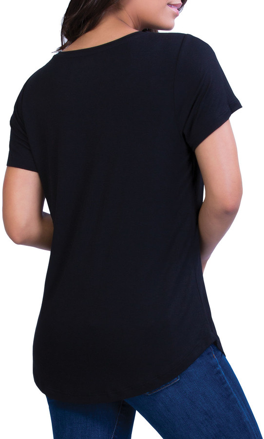 Thumbnail for your product : Belly Bandit Maternity Perfect Nursing Tee