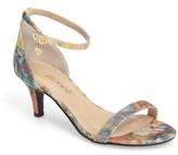 J. Renee Women's Badalona Kitten Heel Sandal