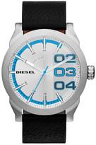 Diesel Men&s Double Down Quartz Watch