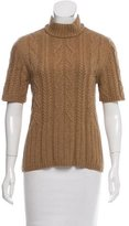 Escada Wool & Cashmere-Blend Top