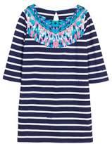 Lilly Pulitzer Girl's Little Bay Stripe Dress