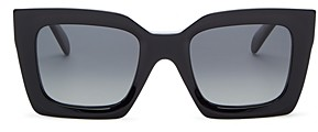 Celine Women's Polarized Bold Square Sunglasses, 51mm