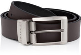 Geoffrey Beene Twist Reverisble Pin Buckle Belt 35mm