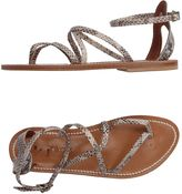 K Jacques St Tropez K.JACQUES ST. TROPEZ Thong sandals