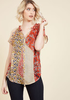 Something Good Can Patchwork Top in 3X