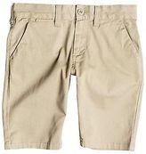 DC NEW ShoesTM Teen 10-16 Worker Slim Short Shorts