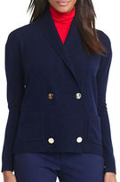 Lauren Ralph Lauren Wool-Blend Slim-Fit Cardigan