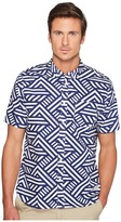Penfield Elba Geo Short Sleeve Shirt Men's Short Sleeve Pullover