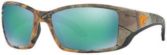 Costa del Mar Polarized Sunglasses, Blackfin 06S000003 62P