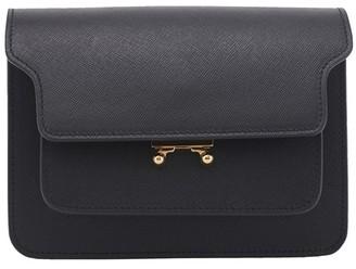 Marni Trunk mini leather bag