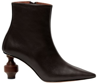 Souliers Martinez Viernes Leather Ankle Boots