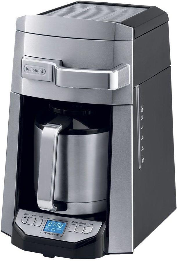 De'Longhi DeLonghi 12-Cup Drip Coffeemaker with Thermal Carafe