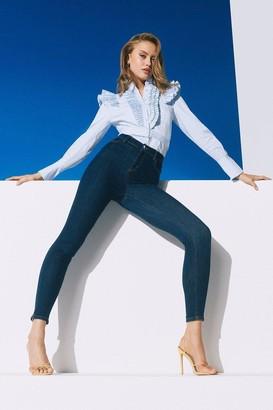 Karen Millen 5 Pocket Stretch Jean