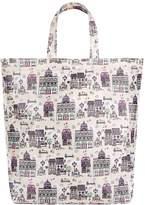 Harrods Medium Café Culture Shopper Bag