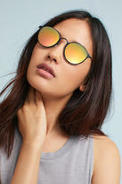Anthropologie Aria Round Sunglasses