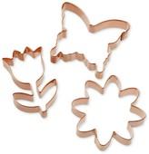 Williams-Sonoma Williams Sonoma Spring Copper Cookie Cutter Set