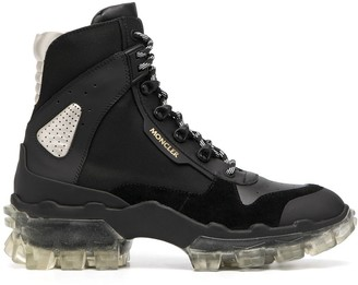 Moncler Oversize-Sole Boots