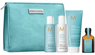 Moroccanoil Hydration Takes Flight 5-Piece Set