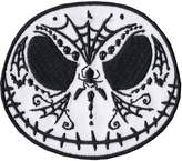 Loungefly Nightmare Before Christmas Jack Skellington Disney Sugar Skull Iron On Patch