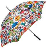 Dandyfrog Funky Apples Umbrella Large