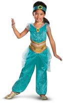Disney Princess Jasmine Deluxe Sparkle Costume - Toddler/Kids