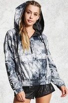 Forever 21 Active Hooded Anorak