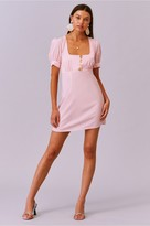 Finders Keepers FRANCIS DRESS blush