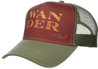 Prana La Viva Trucker Hat (Cargo Wanderer) Caps