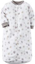 Carter's Long-Sleeve Micro Sleepbag Sleepwear - Baby Boys newborn-24m