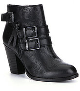 Gianni Bini Westonn Buckle Detailed Booties