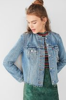 Levi's Levi's Altered Collarless Denim Jacket