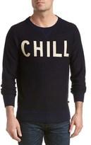Scotch & Soda Chill Wool Crewneck Pullover.
