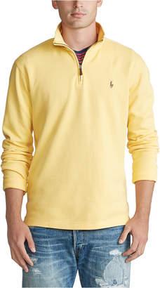 Polo Ralph Lauren Men Estate-Rib Quarter-Zip Pullover