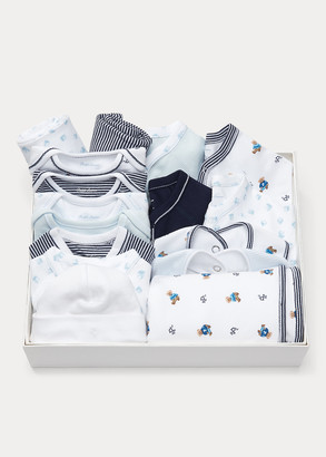 Ralph Lauren Boy 16-Piece Gift Box Set