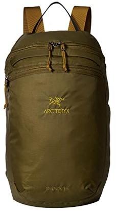Arc'teryx Index 15 Backpack (Bushwhack) Backpack Bags