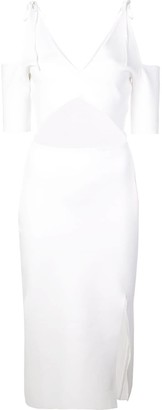 Altuzarra Cut-Out Midi Dress