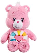 Care Bears Medium Plush With DVD Hopeful Heart