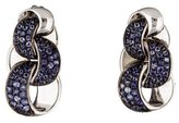 Chimento Iolite Infinity Drop Earrings