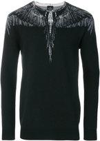 Marcelo Burlon County of Milan Anne sweatshirt - men - Wool - XS