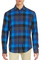Sovereign Code Quent Check Sportshirt