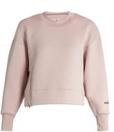 adidas by Stella McCartney Essentials scuba-jersey performance sweatshirt