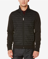 Perry Ellis Men's Big & Tall Men's Big & Tall Zip-Front Jacket
